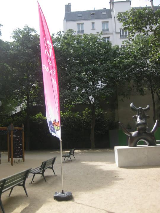 oiseaux lunaire a rue Blomet