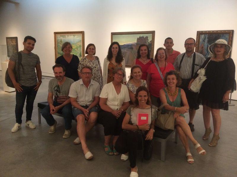 COGTIB - Visita Museo Baluard