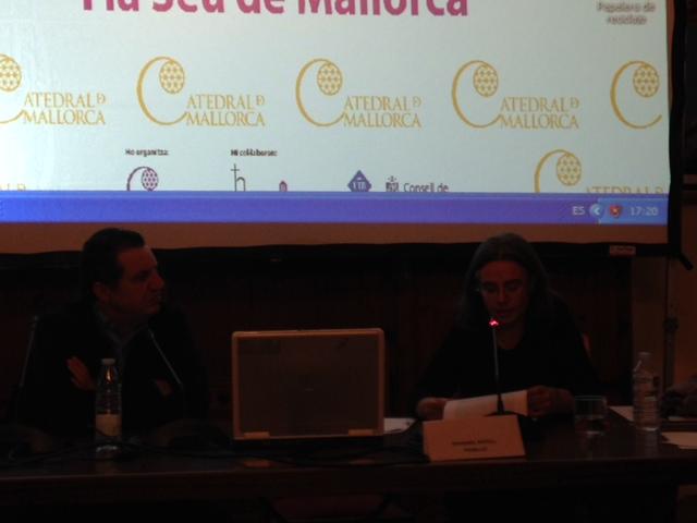 conferencia de la Dra. Maribel Ripoll