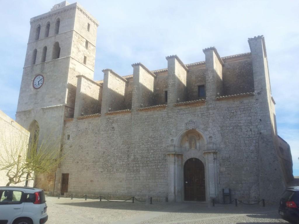 catedral dalt vila Nuestra sra de la Nieves