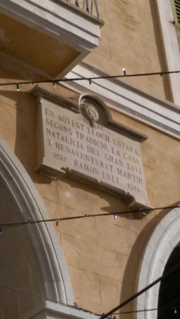placa llull p major