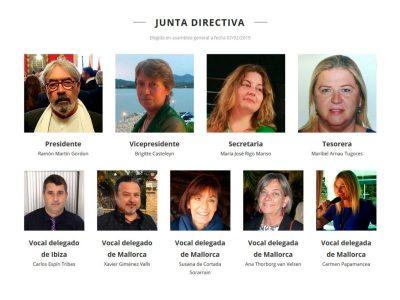 COGTIB - Nueva Junta 2019