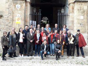 COGTIB - Visita Cartoixa Valldemossa